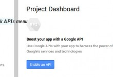 google api key baru bostheme apis
