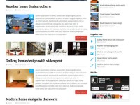 Masterblog blogging dan woocommerce wordpress theme