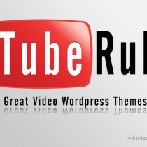 Tuberuk video themes wordpress keren dengan fitur video locker