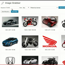 Wp Image Grabber plugin wordpress khusus pemain wallpaper